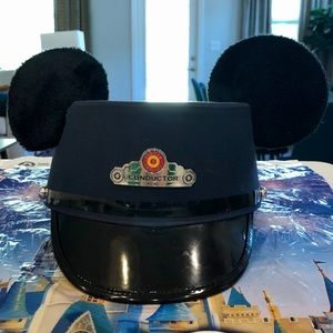 Disney California Adventure Conductor Mouse Ears